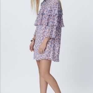 Rebecca Minkoff Darcy floral mini dress size XS